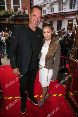 Editorial photo of 'Heartbeat of Home' musical, Press Night, London, UK - 11 Sep 2019