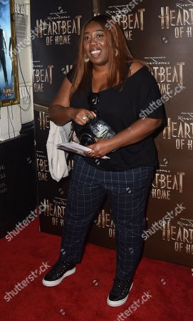 Editorial photo of 'Heartbeat of the Home' musical, Press Night, London, UK - 11 Sep 2019