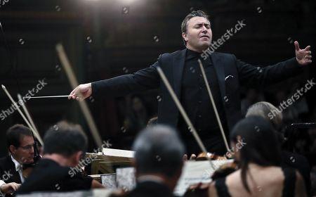 Editorial image of George Enescu International Festival 2019, Bucharest, Romania - 11 Sep 2019