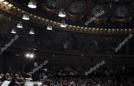 Editorial picture of George Enescu International Festival 2019, Bucharest, Romania - 11 Sep 2019