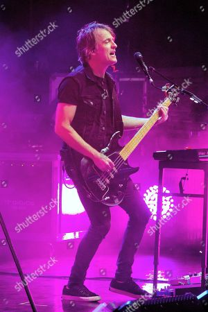 Stock Photo of Our Lady Peace - Duncan Coutts