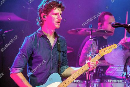 Stock Photo of Our Lady Peace - Steve Mazur