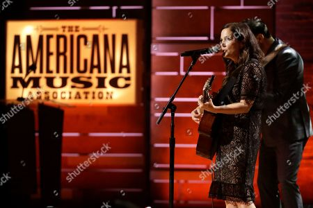 Editorial image of Music Americana Awards, Nashville, USA - 11 Sep 2019
