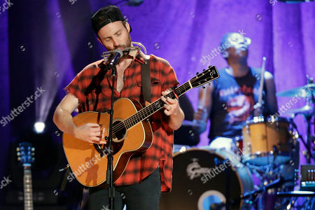 Ruston Kelly performs during the Americana Honors & Awards show, in Nashville, Tenn