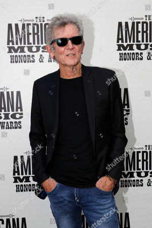 Rodney Crowell arrives at the Americana Honors & Awards show, in Nashville, Tenn