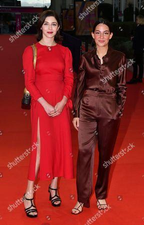 Annabelle Attanasio and Pippa Bianco