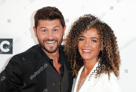 Stock Image of Christophe Beaugrand, Anais Grangerac