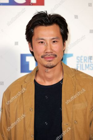 Stock Picture of Frederic Chau