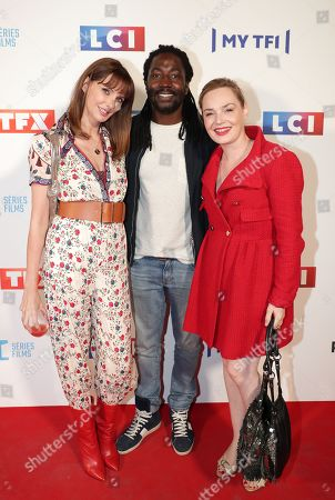 Editorial picture of TF1 press conference, Arrivals, Paris, France - 09 Sep 2019