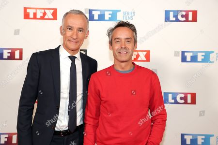Editorial image of TF1 press conference, Arrivals, Paris, France - 09 Sep 2019