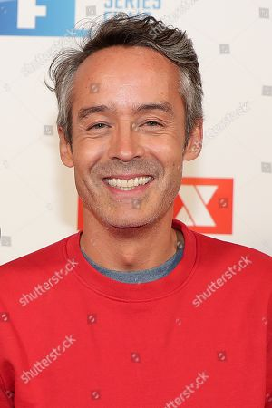 Stock Image of Yann Barthes