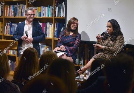 Editorial image of Zulema Arroyo Farley book signing, Books and Books-Gables, Florida, USA - 10 Sep 2019