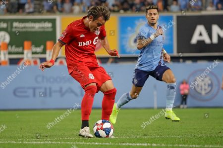 Editorial image of MLS Toronto FC NYCFC Soccer, New York, USA - 11 Sep 2019