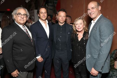 Steve Gilula, David Greenbaum, Nancy Utley, Noah Hawley and Matthew Greenfield
