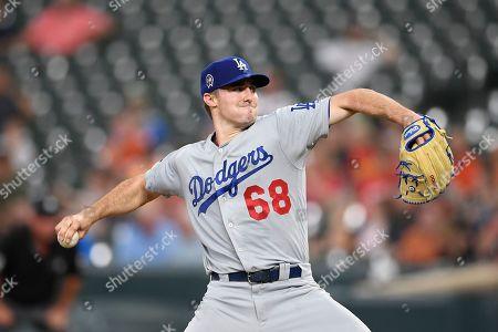 Editorial photo of Dodgers Orioles Baseball, Baltimore, USA - 11 Sep 2019