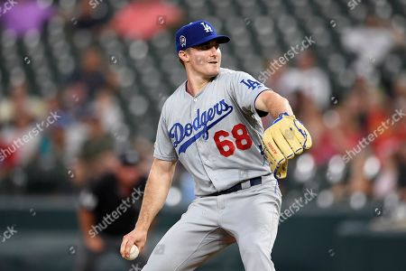 Editorial picture of Dodgers Orioles Baseball, Baltimore, USA - 11 Sep 2019