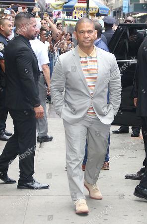 Stock Image of Benny Medina