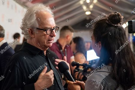 Stock Picture of Peter Carey