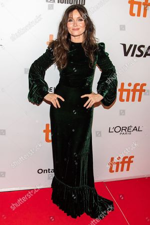 Editorial image of 'True History of the Ned Kelly Gang' premiere, Arrivals, Toronto International Film Festival, Canada - 11 Sep 2019