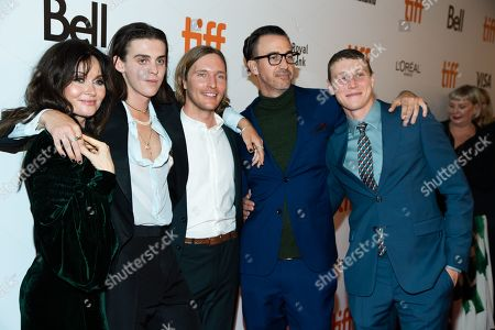 Editorial photo of 'True History of the Ned Kelly Gang' premiere, Arrivals, Toronto International Film Festival, Canada - 11 Sep 2019