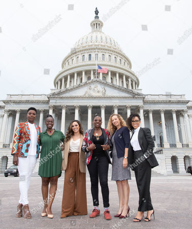 Editorial image of Empowered Conversations with ICONTalks, Washington DC, USA - 11 Sep 2019