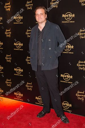 Editorial photo of Hard Rock Cafe Piccadilly Circus launch party, London, UK - 12 Sep 2019
