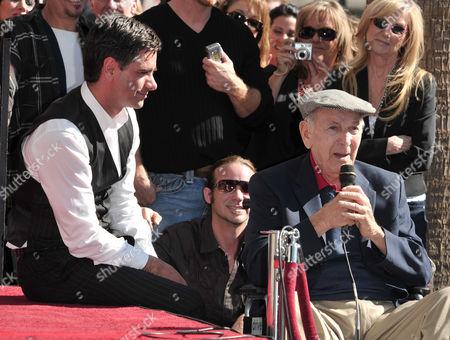 John Stamos and Jack Klugman