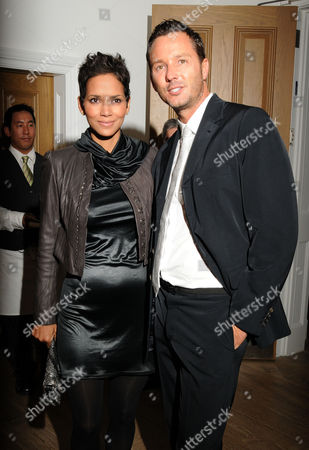 Editorial photo of Halle Berry Hosts 'An Evening Of Awareness' To Benefit The Jenesse Center and the Trevor Project, New York, America - 16 Nov 2009