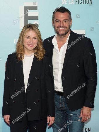 Emilie Dequenne and Arnaud Ducret