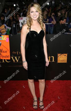 Editorial photo of 'The Twilight Saga: New Moon' Film Premiere, Los Angeles, America - 16 Nov 2009