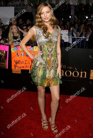Editorial picture of 'The Twilight Saga: New Moon' Film Premiere, Los Angeles, America - 16 Nov 2009