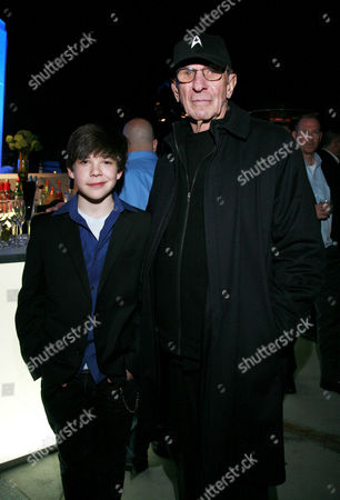 Editorial image of Star Trek DVD/Blu-ray Release Party held at the Griffith Observatory, Los Angeles, America - 16 Nov 2009