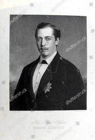 Print of Prince Leopold