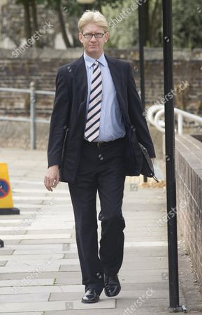 Editorial image of Solicitor Michael Hynes Who Has Been Sentenced to 11 Years for Rape and Sexual Assault, Norwich Crown Court, Britain - 09 Sep 2009