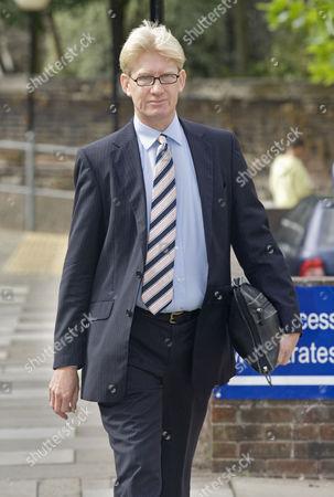 Stock Image of Michael Hynes