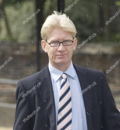 Stock Photo of Michael Hynes