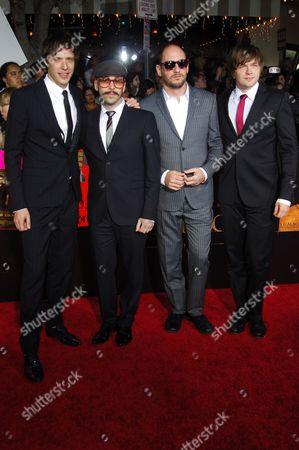 Damian Kulash, Tim Nordwind, Dan Konoppka & Andy Ross (OK Go)