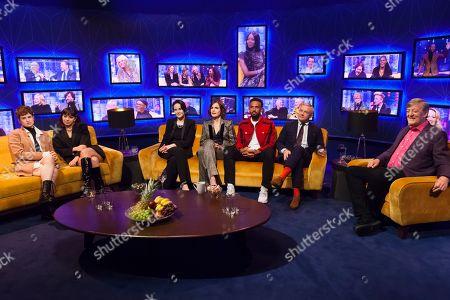 Christine and the Queens, Charli XCX, Michelle Dockery, Elizabeth McGovern, Craig David, Martin Freeman, Stephen Fry
