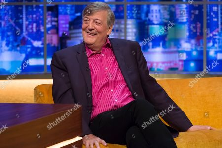 Editorial photo of 'The Jonathan Ross Show' TV show, Series 15, Episode 1, London, UK - 14 Sep 2019
