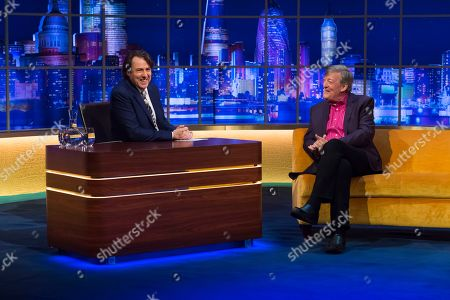 Editorial image of 'The Jonathan Ross Show' TV show, Series 15, Episode 1, London, UK - 14 Sep 2019