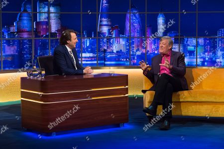 Stock Picture of Jonathan Ross, Stephen Fry