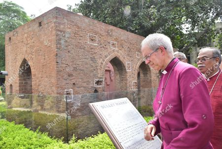 Archbishop of Canterbury Revd Justin Welby looks at the bullet marks, at Jallianwala Bagh memorial The Archbishop of Canterbury mourned the victims of the Jallianwala Bagh massacre on April 13, 1919, expressing deep sorrow and shame at the carnage, one of the defining moments of the Indian freedom struggle.