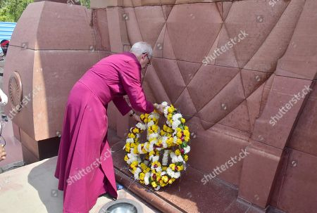 Archbishop of Canterbury Revd Justin Welby lays a wreath to pay tribute to the martyrs at the Jallianwala Bagh martyrs memorial The Archbishop of Canterbury mourned the victims of the Jallianwala Bagh massacre on April 13, 1919, expressing deep sorrow and shame at the carnage, one of the defining moments of the Indian freedom struggle.