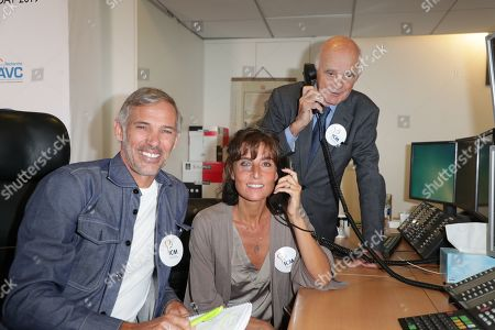 Nathalie Iannetta, Gerard Saillant, Paul Belmondo