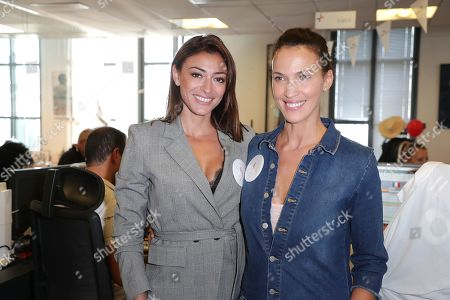 Rachel Legrain-Trapani, Linda Hardy
