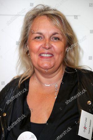 Stock Image of Valerie Damidot
