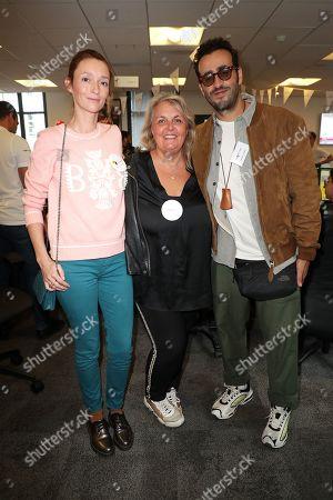 Audrey Marnay, Valerie Damidot, Jonathan Cohen