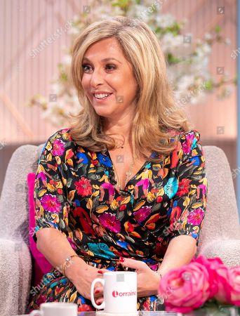 Editorial photo of 'Lorraine' TV show, London, UK - 12 Sep 2019