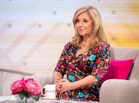Editorial image of 'Lorraine' TV show, London, UK - 12 Sep 2019