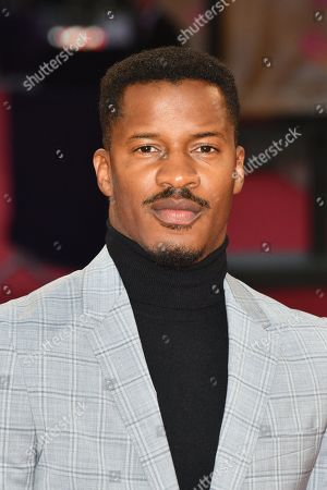 Stock Photo of Nate Parker